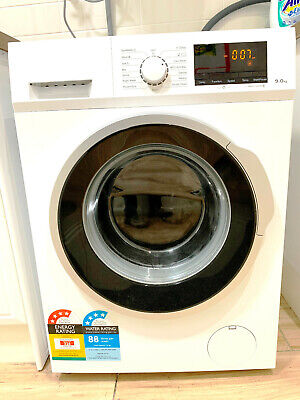 AU295 • Buy  Washing Machine Front Load Large Capacity 9kg Brand New Still In Box