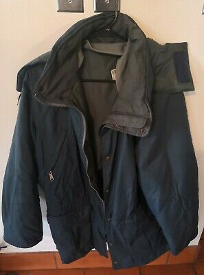 $125 • Buy LL Bean Maine Wardens Parka Large Nylon Thinsulate Gore Tex Made In USA Quality