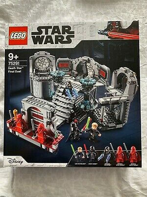 £99.99 • Buy LEGO Star Wars Death Star Final Duel 75291 Brand New And Sealed Hard To Find