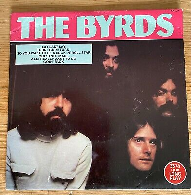 £7.99 • Buy The Byrds – The Byrds - 7   Vinyl E.P. - Excellent Condition.