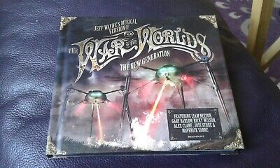 £4.99 • Buy Jeff Wayne's Musical Version Of The War Of The Worlds - The New Generation -...