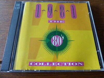 £2 • Buy 1981 THE 80'S COLLECTION 2CD Time Life Soft Cell Visage ELO REO Speedwagon 1993