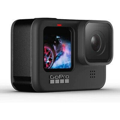 $ CDN0.01 • Buy GoPro HERO 9 Black Waterproof Action Camera 5K Ultra HD Quality Silicon  Cover