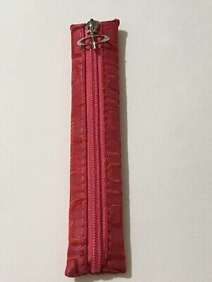 £11.99 • Buy Parker Pink Fabric Zip Pen Pouch/case-new Old Stock.