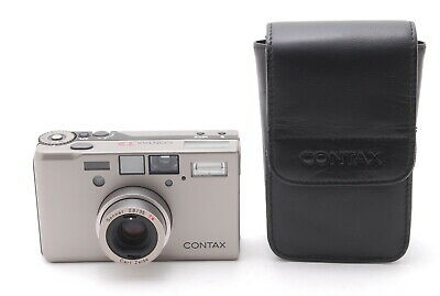 $ CDN2428.98 • Buy 【TOP MINT In Case】CONTAX T3 D T3D Data Back Point & Shoot Film Camera From Japan