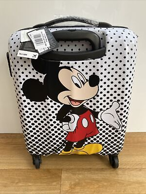 £69.99 • Buy Minnie Mouse American Tourister Hardside Suitcase - Cabin Sized - Disney