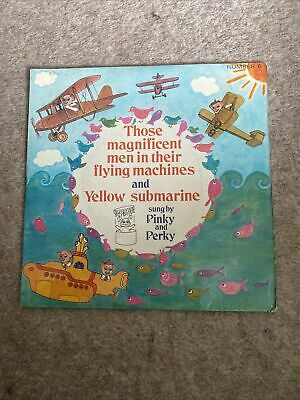 £4 • Buy Pinky & Perky - Those Magnificent Men In Their Flying Machines - No.6