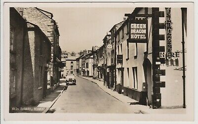 £2.99 • Buy Vintage Real Photo Postcard Main Street Kirkby Lonsdale Posted 1952