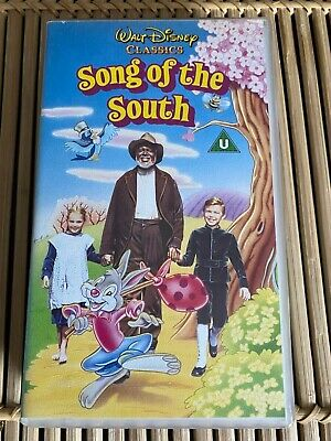 £37.99 • Buy Song Of The South, Disney Classic, Pal, Vhs. Never To Be Re-released! Vgc