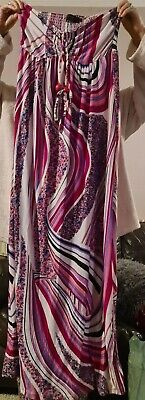 £5 • Buy Maxi Dress Long Great Condition Size M (14-16)
