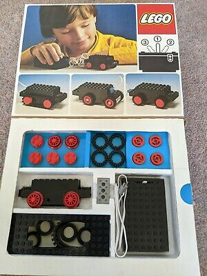 £42 • Buy Lego Motor Set 107, Box Excellent Condition, Everything Working