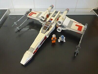 £15 • Buy Lego Star Wars X-Wing Fighter 9493