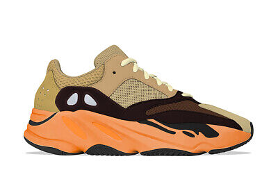 $ CDN426.31 • Buy Adidas Yeezy Boost 700 Enflame Amber Size 6 IN HAND!