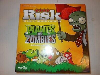 £18.10 • Buy Risk Plants Vs Zombies Board Game Great Condition Complete