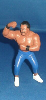 £30 • Buy WCW Galoob  Ron Simmons - White Stripe On Pants  Action Figure