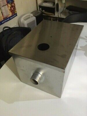 £150 • Buy Adexa Grease Trap Fat Separator Stainless Steel
