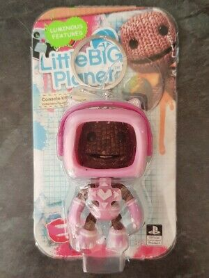 £1 • Buy Little Big Planet Keyring / Keychain Console Kitty