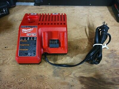 $22.99 • Buy Milwaukee M18 & M12 Multi-Voltage Battery Charger