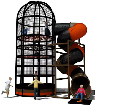 £26329.06 • Buy Commercial Indoor Rope Web Playground Interactive Soft Play Turnkey We Finance