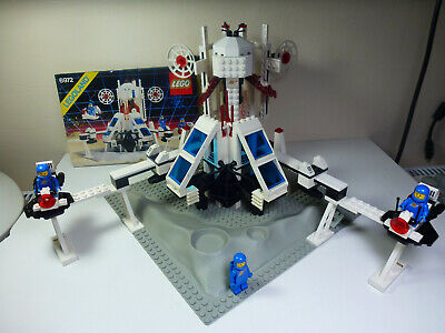 £99.99 • Buy LEGO Classic Space Polaris I Space Lab (6972) With Original Instructions
