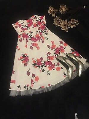 £6 • Buy Beautiful BAY Ladies/Teenagers Strapless Evening/Prom Dress Size 10 Worn Once