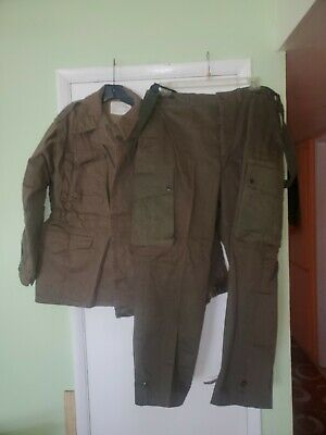 $99.99 • Buy M-1943 Airborne Jump Uniform Jacket,trousers  + Suspenders. Size Large By Wpg