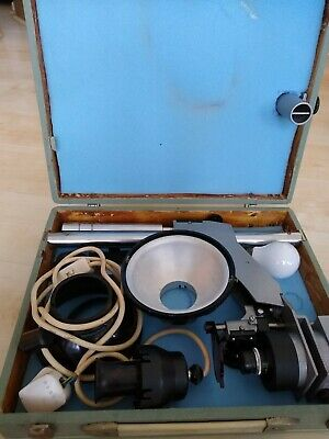 £35 • Buy Vintage Russian Photographic Enlarger In Portable Green Case