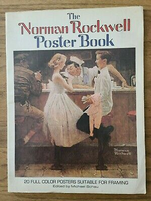 $ CDN7.74 • Buy The Norman Rockwell Poster Book By Rockwell, Norman 20 POSTERS NM 1976