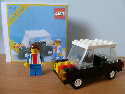 £12.99 • Buy LEGO Classic Town Family Car (6633)