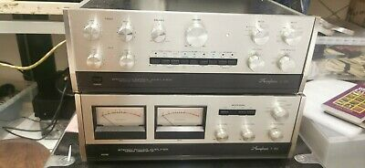 £1950 • Buy Accuphase C-200/p-300 Pre/power Amplifiers. Kensonic Laboratory Inc.
