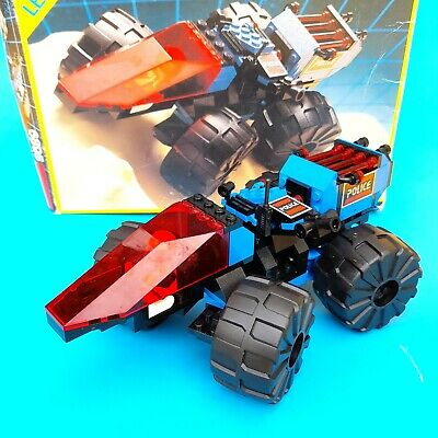 £29.95 • Buy LEGO Vintage/Classic Space Police I 6895 Spy Trak I 100% Complete With Box