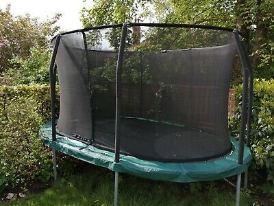 £100 • Buy Jumpking Oval Trampoline 10 Ft X 15 Ft Oval