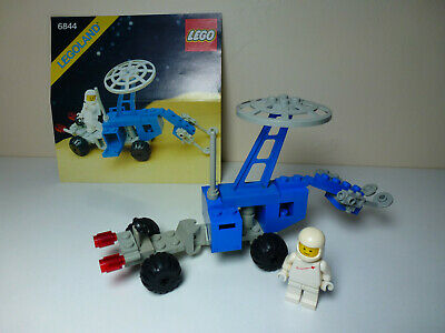 £14.99 • Buy LEGO Classic Space Seismologic Vehicle (6844) With Mint Original Instructions