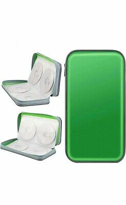 £9 • Buy CD Storage CD Case COOFIT DVD Storage Sleeve 80 Capacity DVD Case VCD Wallets...