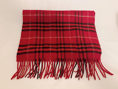 £110 • Buy Burberry Scarf Cashmere