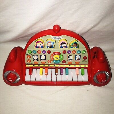 £26.94 • Buy Disney's LITTLE EINSTEINS Play And Learn ROCKET Piano ~ VTech ~ Works Great