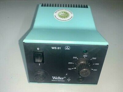 £292.49 • Buy Weller WS81 Soldering Station 80W Analogue