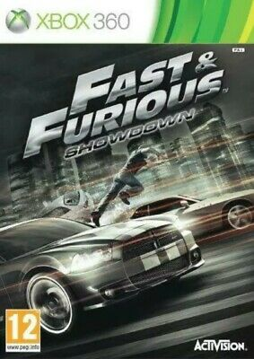 £4.97 • Buy *BIG GAME SALE!* Fast And Furious Showdown (Disc Only) - Xbox 360