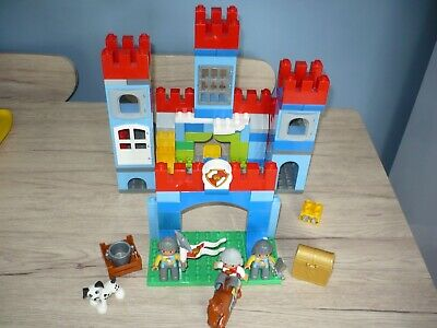 £7.99 • Buy Lego Duplo Castle Knights Set With Figures