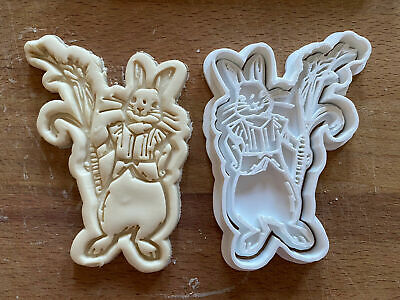 £5.42 • Buy Mopsy Cookie Cutter Peter Rabbit