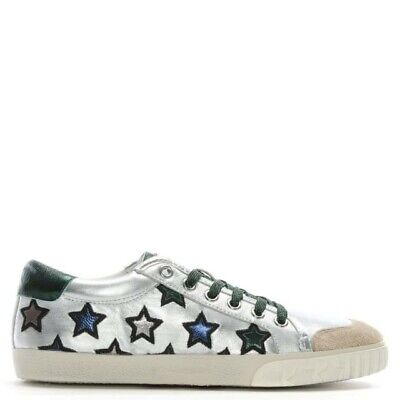 £22 • Buy ASH Star Trainers Designer Majestic Star Sneakers By Ash 5 UK 38 EUR Leather GUC