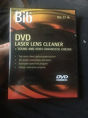 £5 • Buy DVD, PS3, Xbox 360, And PC Laser Lens Cleaner - Game  KYVG The Cheap Fast Free
