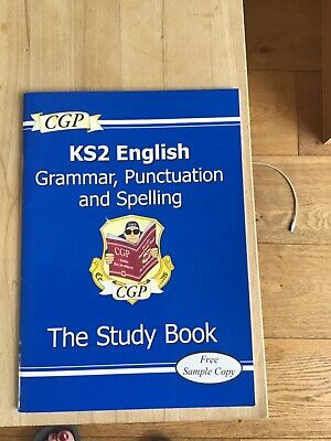 £2.40 • Buy KS2 English: Grammar, Punctuation And Spelling Study Book -...2013 New