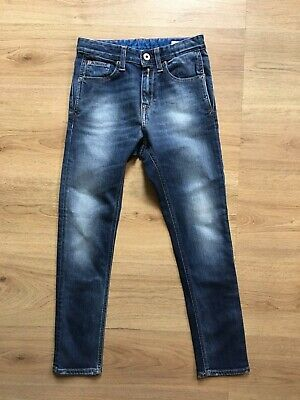 £10 • Buy Girls REPLAY ( MARFIVE ) Slim Fit Jeans Age 10 Years, Height 142 Cm