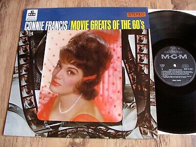 £2.49 • Buy CONNIE FRANCIS, MOVIE GREATS OF THE 60's, UK MGM STEREO LP, 1966, FLIPBACK, EX
