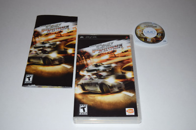 £16.68 • Buy Fast And The Furious Sony Playstation PSP Video Game Complete