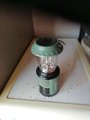 £1 • Buy 8 LED Solar Wind-Up Camping Lantern And Power Bank