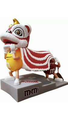 $28.67 • Buy M&M's Lunar New Year Lion Dance Candy Dispenser Toy Collectible Exclusive