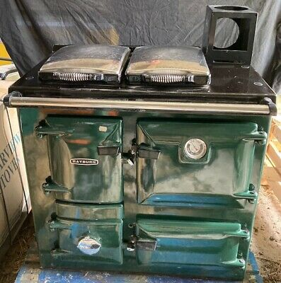 £2000 • Buy Rayburn Solid Fuel Cookers,216 Racing Green, Reconditioned,