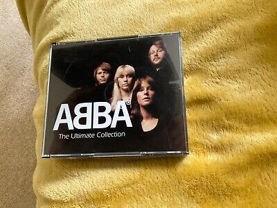 £2.50 • Buy ABBA Ultimate Collection X4 Cd Fat Box Readers Digest